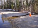 97f Gathering L Rd washout 10May14 (2)