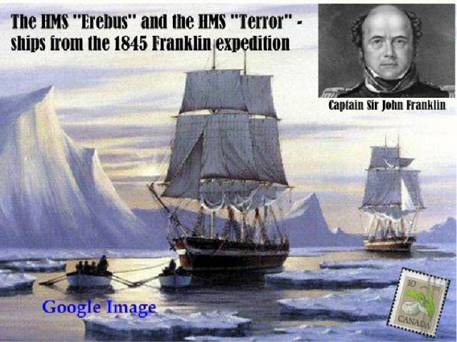 104c - l Franklin's ships