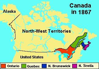 106c-b NWT&Canada 1867