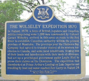 106d-c Wolseley hist'l plaque