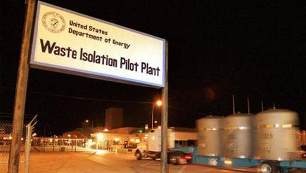 No country with nuclear waste has yet found a long-term solution.  But don't despair. -Google image