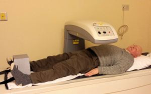 110b Bone density test 13Jan2014-scanner