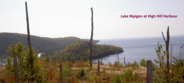 Many miles from the proposed oil pipeline, this location could be endangered by a major spill.  E.J. Lavoie photo.