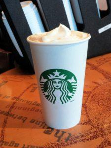 My Starbucks mocha.