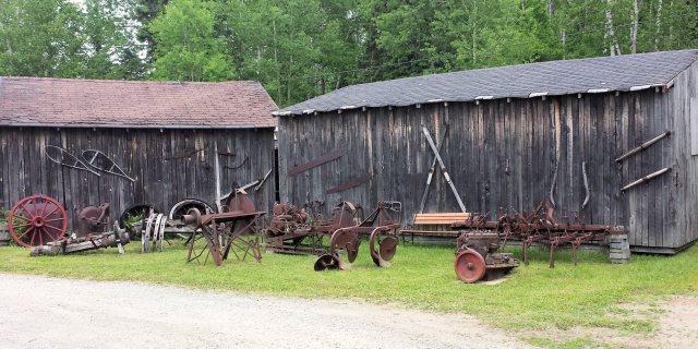 Ye olde farm.